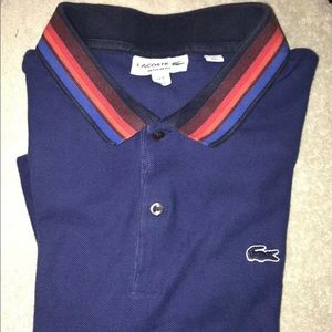 Used in good condition Lacoste polo shirt